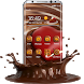 Chocolate - Sweet Theme by Super Android Themes