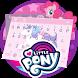 Little Pony Theme&Emoji Keyboard