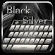 Black Silver Decent Keyboard by GpDev