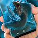 Blue Roar Dragon Keyboard