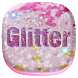 Glitter Luxury Diamond by Keyboard and HD Live Wallpapers