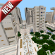 Modern City map for MCPE by Sumin Collinse