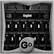 GO Keyboard Black Stone Theme by Inner Works Studios