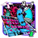 Graffiti Keyboard Theme by Super Cool Keyboard Theme