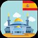 مواقيت الصلاة في إسبانيا 2017