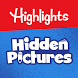 Hidden Pictures Puzzles by Highlights for Children, Inc.