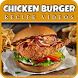 Chicken Burger Recipe by Fast Food Recipe Guru