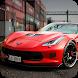 Corvette C7 Drift Simulator