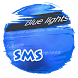 Blue lights S.M.S. Skin by Electric neon