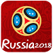 World Cup Russia 2018 by egyapp