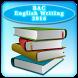English Writing Bac 2016 by developpingdream