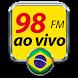 98 FM Radio do Brasil Online Estação de Rádio by moaiapps