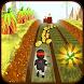Subway Run Ninja Rush by RedC Game Studio
