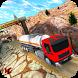 Mountain Oil Cargo Heavy Trailer Truck by HATCOM Inc.