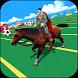 Diligent SuperHeroes Horse Riding by Game Pixels Studio