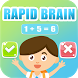 Rapid Brain Maths Workout by SoftHealer Entertainments