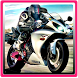 Fast Motorcycle Highway Rider by KongIce