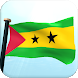 Sao Tome and Principe Free by I Like My Country - Flag