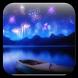 Fireworks live wallpaper by vlifepaperzone