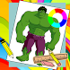 Learn How To Draw Hulk Easy Steps by New games for kids