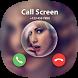 PIP i Call Screen OS11 Phone 8 Style Dialer App by GameWiz & Lock screen Security