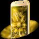 Golden Flower theme by Ajit Tikone