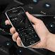 Black Technology Cool Theme, 3D neon HD wallpaper