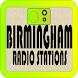 Birmingham Radio Stations by Tom Wilson Dev