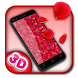 3D Flower Petal Live Wallpaper by Abdul Ghafoor
