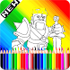 Coloring Book For CLASH Fans by +50.000.000