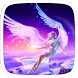 Angel Wings Theme by Huizhang Theme