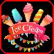Ice Cream Recipes: Homemade Ice Cream Recipes by Copy Ninja