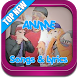 Lyrics & Song Ost Naruto Anime by TunesCloud