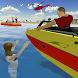 Beach Rescue Lifeguard Duty by 4wheelgames