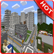 Angels City Map MCPE by MineMakerz
