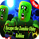 Guide For Escape The Zombie Obby Roblox by MAZAGAN STUDIO