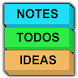 Note Stacks: Notepad Notebook by gwofoundry