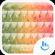 Keyboard Theme Glass Shading by Luklek