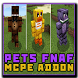 Addon FNAF Pets For Minecraft by Domino Apps