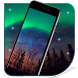 Aurora Borealis Live Wallpaper by android themes & Live wallpapers