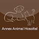 Annex Animal Hospital by Cheshire Partners LLC.