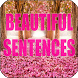 Beautiful Sentences by Apps Happy For You
