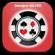 Blackjack Help by Kau Entertainment