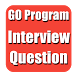 GO Program Interview Questions by Queer Developers