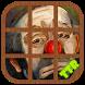Clown Sliding Puzzle by TTR