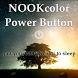 NOOK color power button DONATE by Otis8