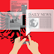 Albania newspapers app