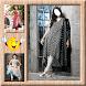 Chudidar Indian Dress Selfie by Somi