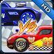 Storm vs Lightning by Car Builder & Racing Games for Kids