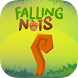 Falling Nuts by Crealectron